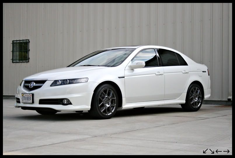 2008 Acura Tl Type S Sedan 4 Door 3 5l