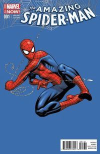 Amazing Spider Man #1 covers