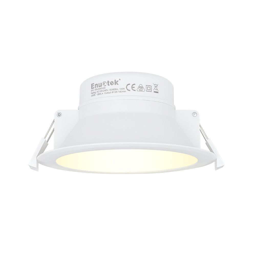 4 Inch 14w Led Large Recessed Downlight Downlights Led Lights Led