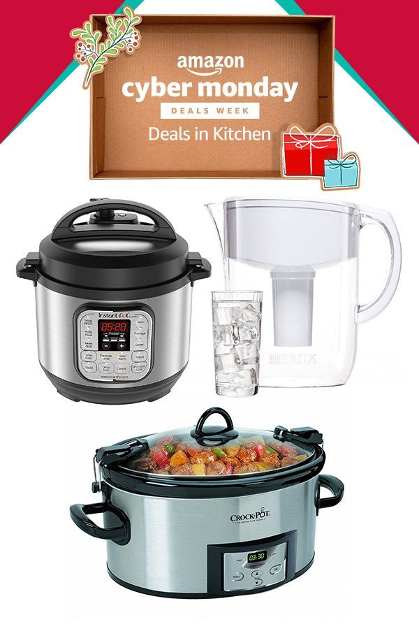 Shop Cyber Monday Deals Week now! You'll find our Kitchen best ...