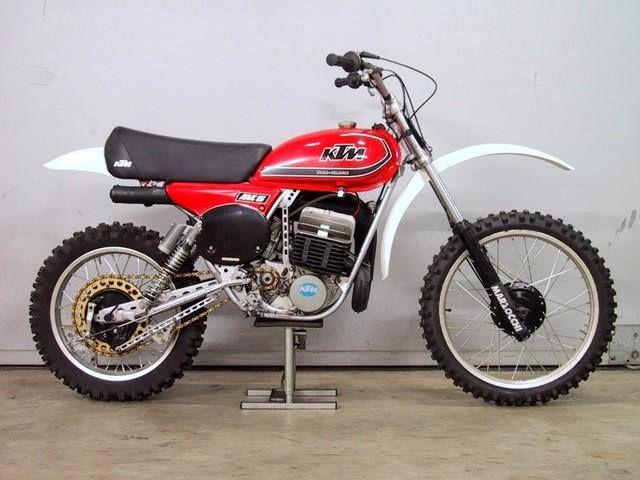 Pin By Vince Fuess On Vintage Dirt Motorcross Bike Motorcycle Bike Ktm Motocross