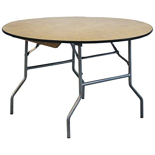 Celina Tent 48 Wood Folding Table Round Folding Table Folding Table