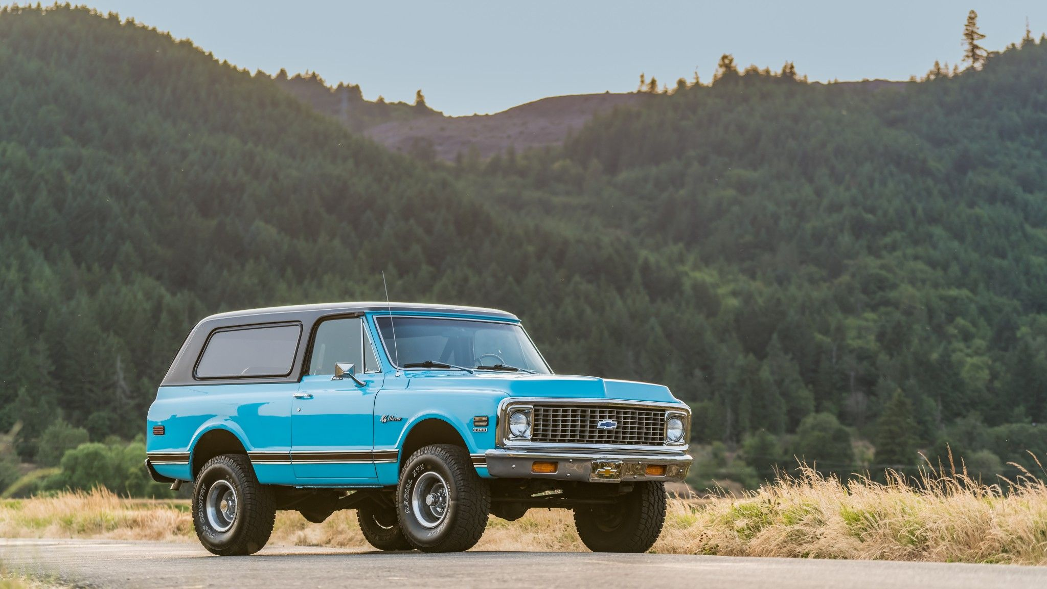 1972 Chevrolet K5 Blazer CST 4×4