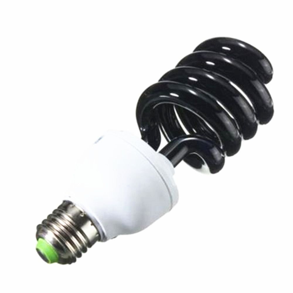 E27 30w 40w Uv Light Bulb Ultraviolet Black Light Bulb Spiral Fluorescent Energy Saving Light Ac220v