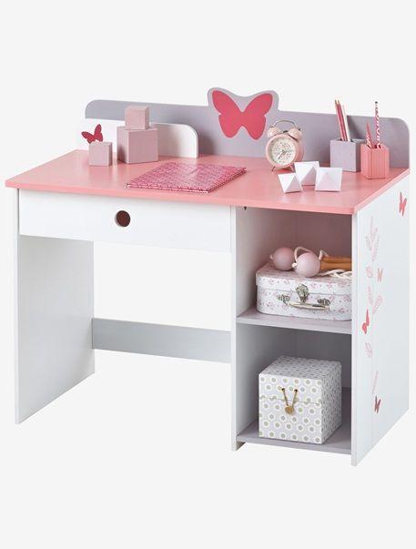 h bscher kinderschreibtisch f r vorschule und schulanfang in zauberhaftem design mit. Black Bedroom Furniture Sets. Home Design Ideas