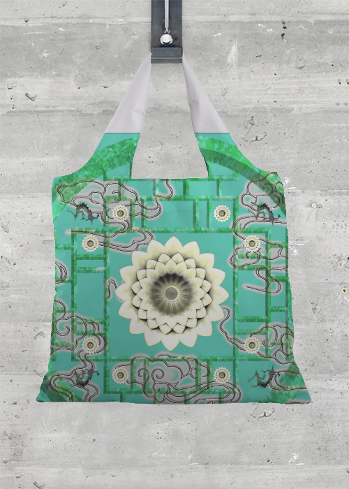 Tote Bag - Spaxe by VIDA VIDA Pictures Shop Cheap Online With Mastercard Fashionable Cheap Online MXNbYgKa