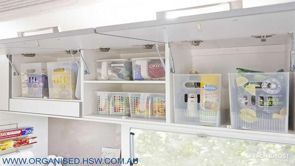 Caravans Can Easily Become Cluttered But With Big4 S List Of Cheap And Easy Space Saving Tips Renovation Caravane Relooking Caravane Astuces Rangement Camping