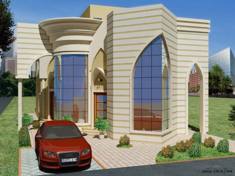 الفلل والقصور صفحة 14 Modern Architecture Building House Design Pictures House Front Design