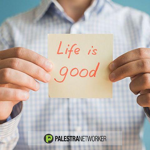 Life is GOOD! Per te è lo stesso? Guarda qui => https://goo.gl/EG0f2V  #mlm #business #networker #networkmarketing #palestranetworker
