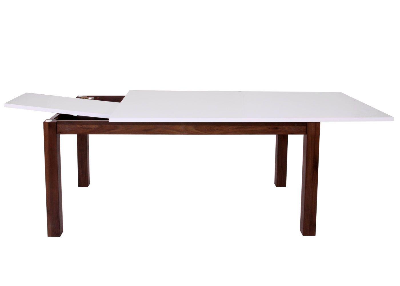 Esstisch HWC B51, Esszimmertisch Tisch, ausziehbar ...