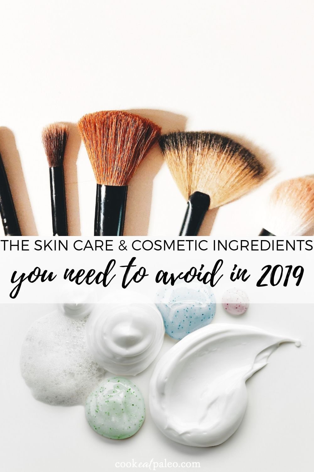 20 Ingredients To Avoid In Skin Care Products Skin care