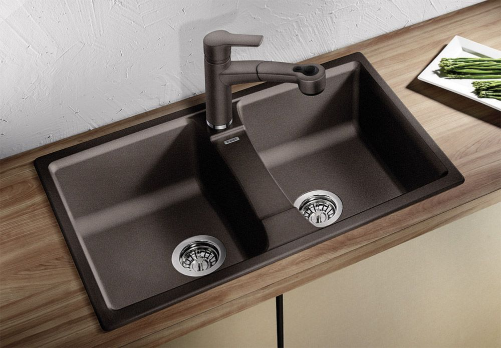 Top 15 Black Kitchen Sink Designs Waschbecken Waschbecken