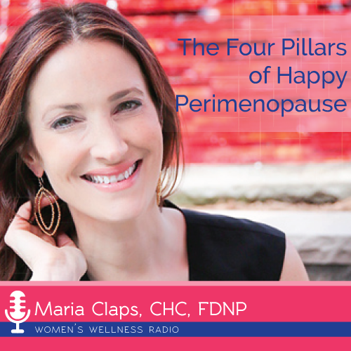 The Four Pillars of Happy Perimenopause with Maria Claps: Libsyn Player