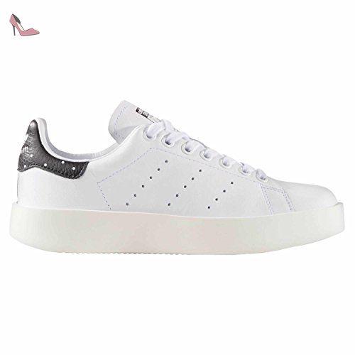adidas stan smith bold basket femme blanc footwear