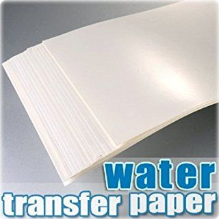 water slide transfer paper Hi i'm looking for 1 or 2 sheets of water slide transfer paper preferably from europe or even france to save on shipping please pm thanks.