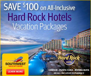 Save Now On All Hard Rock All Inclusive Vacation Packages Limited Time So Book Now Wwww Tr All Inclusive Vacation Packages Southwest Vacation Cancun Vacation