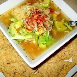 Cabbage Fat-Burning Soup Recipe - Allrecipes.com