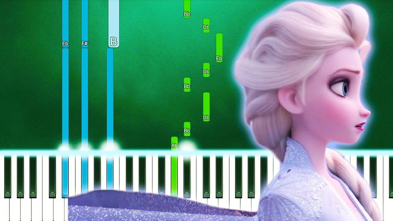 Frozen 2 Show Yourself Piano Tutorial By Musichelp Piano
