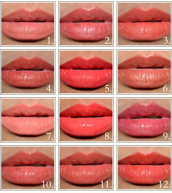 The Summer Season Coral Lipsticks Lipglosses Round Up Coral Lipstick Coral Lips Peach Lipstick