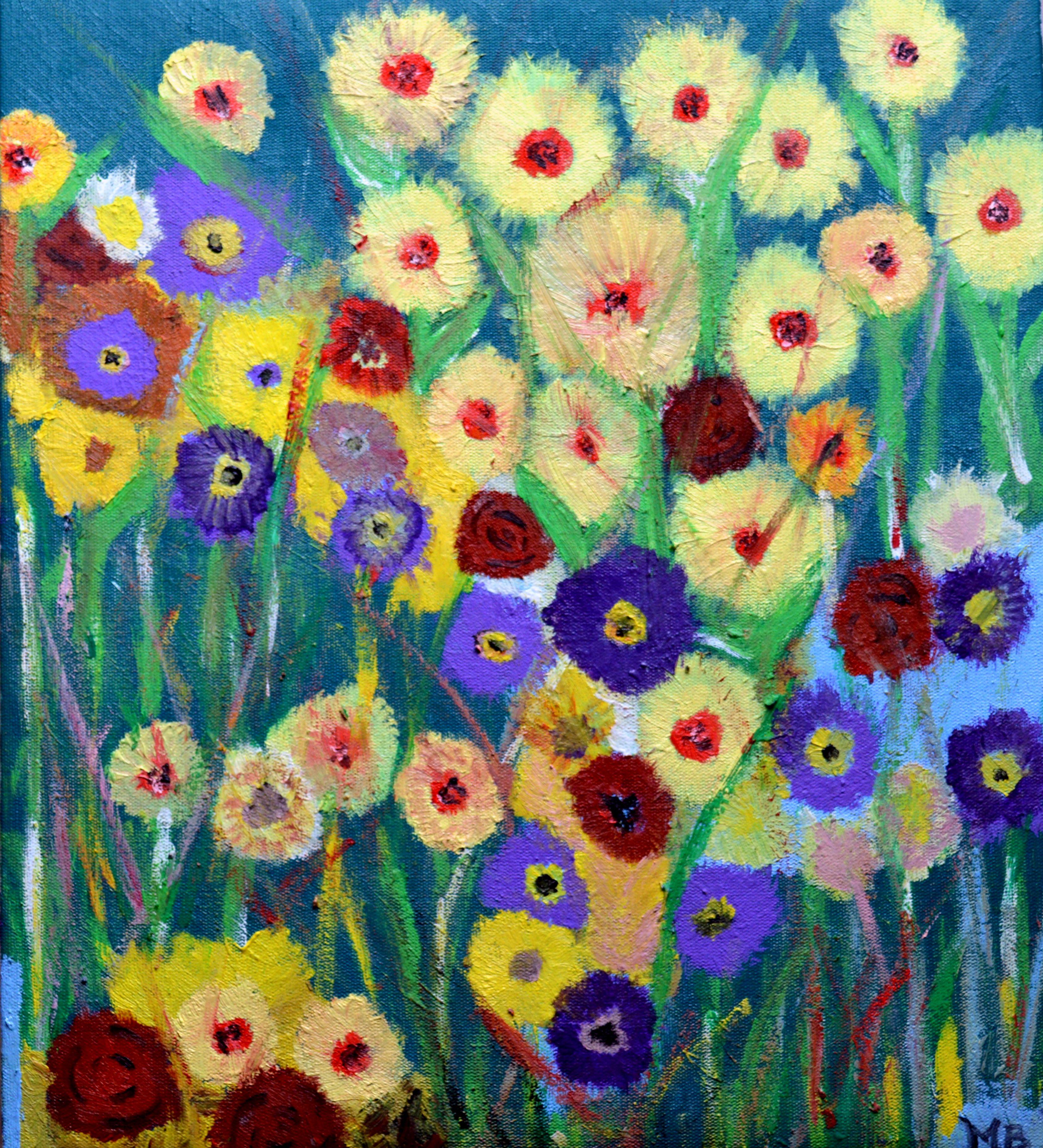 flowers harmony