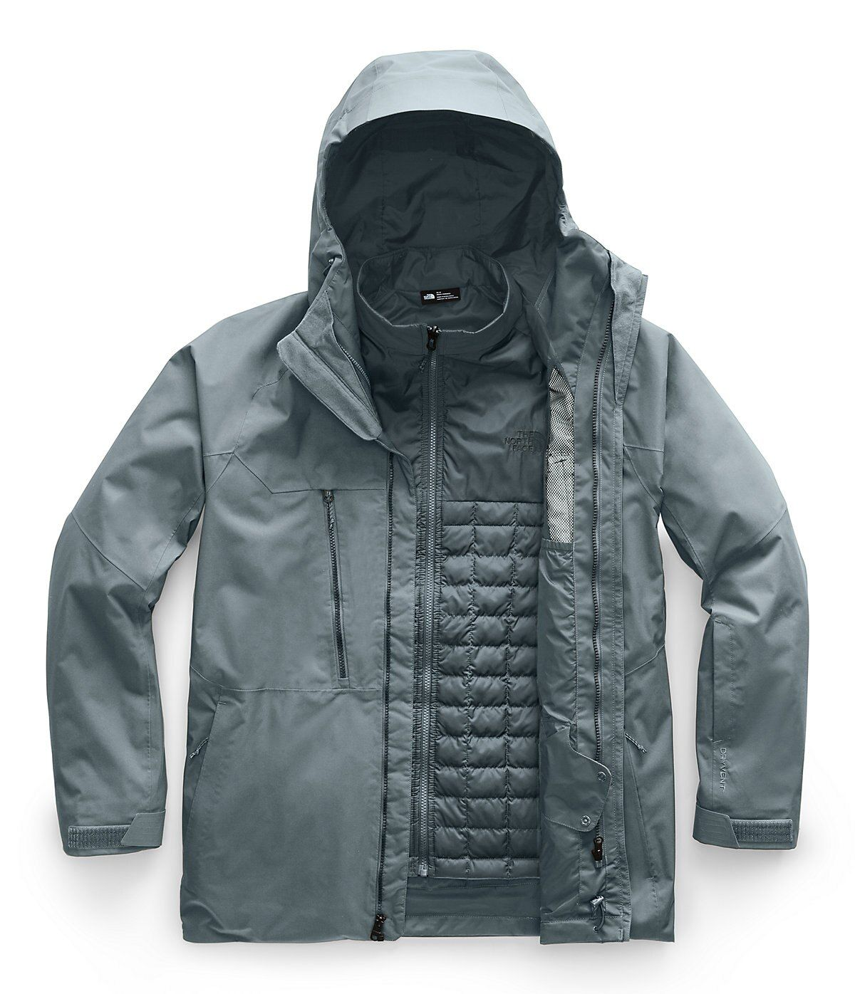 Men S Thermoball Eco Snow Triclimate The North Face Triclimate Jacket North Face Mens Jackets [ 1396 x 1200 Pixel ]