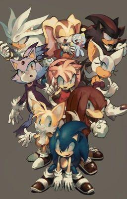 Sonic Boys X Reader Sonic And Shadow Shadow The Hedgehog Sonic