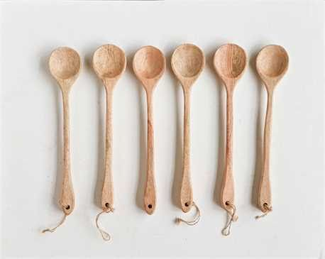 Wooden Spoons Set of 3