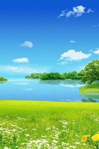 Summer Time By Beauty Mom Landscape Wallpaper Scenery Wallpaper Hd Nature Wallpapers