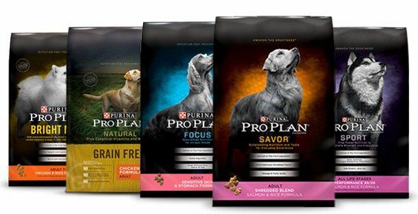 8 1 Purina Pro Plan Dog Food Bag Printable Coupon No Size