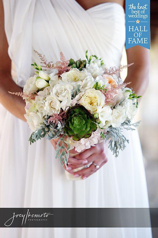 Wedding Bouquet Photo Joey Ikemoto