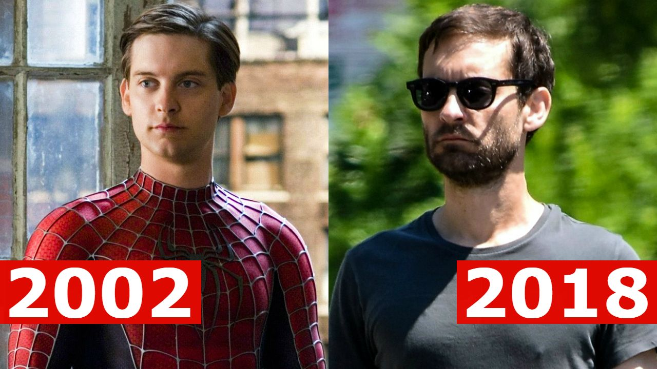 SpiderMan (2002) Cast Where Are They Now? movie