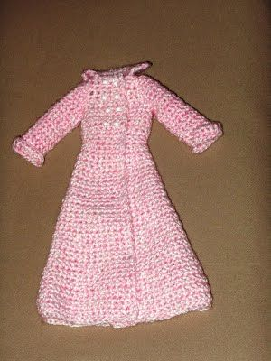 For all of us who love crochet!   Barbiepuppenkleidung   Pinterest ...