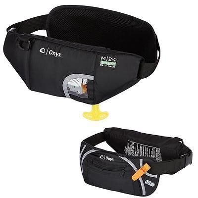 Onyx Outdoor M24 In-Sight Manual Sup Belt Pack W/Hydration Pouch