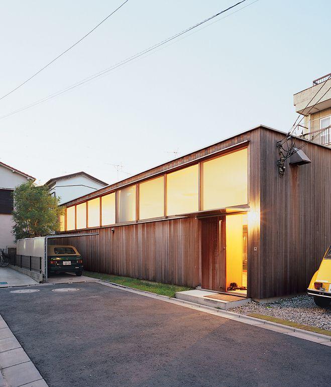 Hidekazu And Miharu Higashibata Chose To Incorporate Italian Sensibilities  When Hiring Tezuka Architects To Construct Their