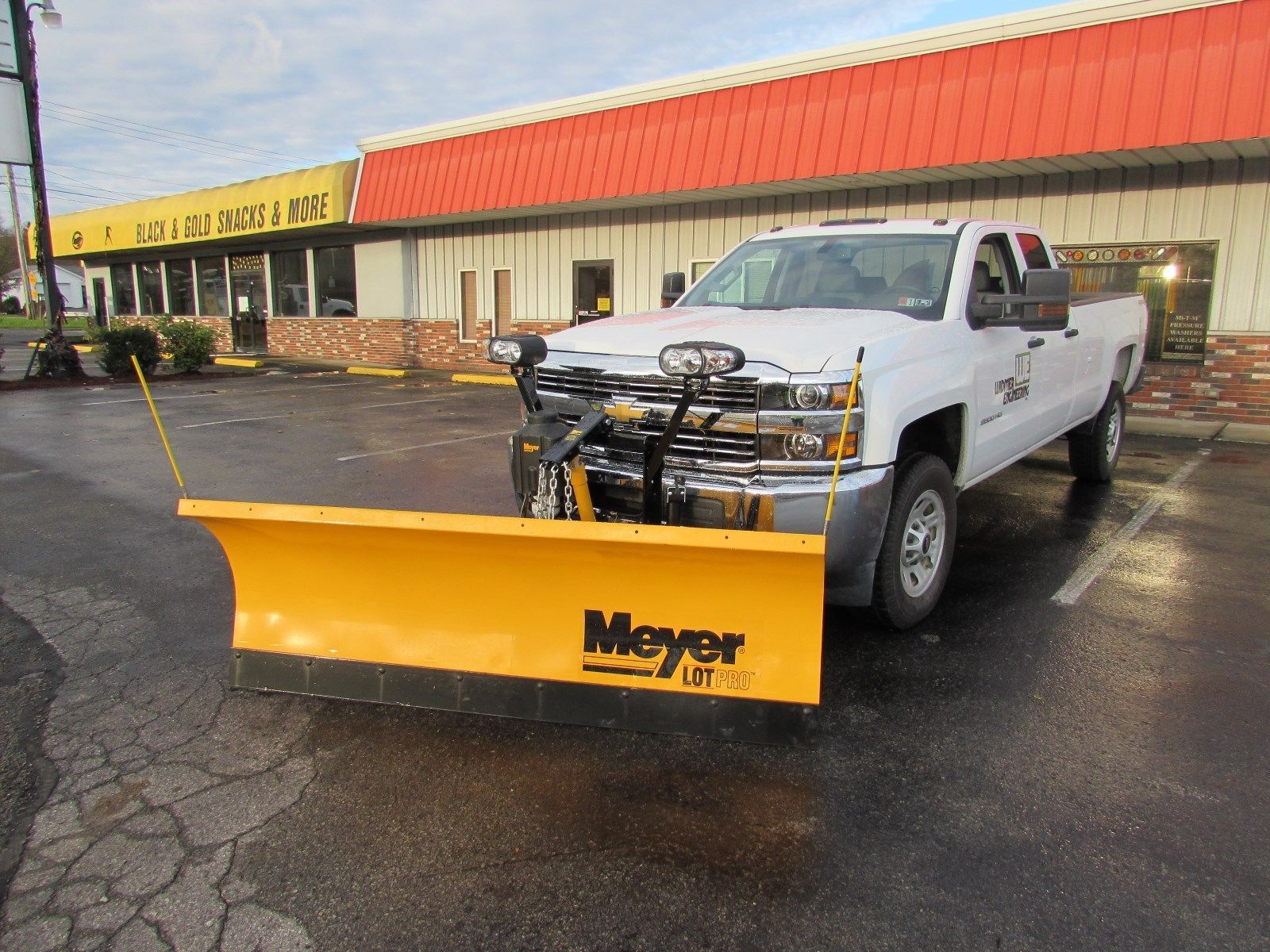 New 2016 Meyer 9ft Lot Pro Snow Plow Package W Vehicle Mount Full Size Motors Parts Accessories Lot Pro Snow Plow Motor Vehicles