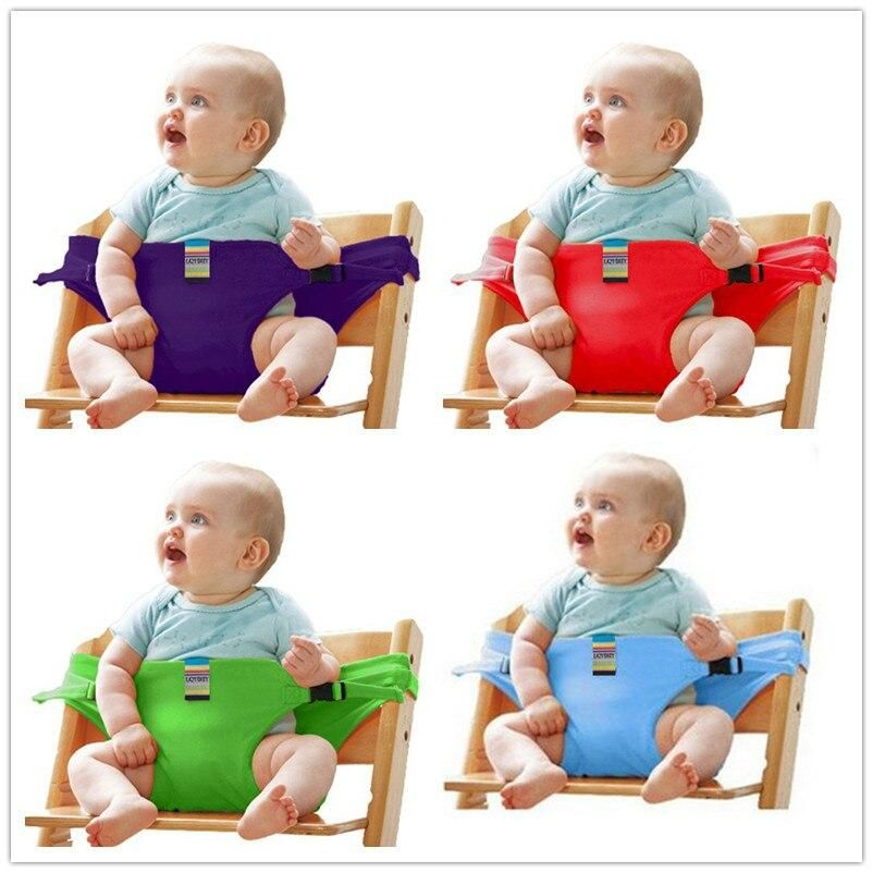 Baby Portable Chair For The Park With A Washable Seat And Safety