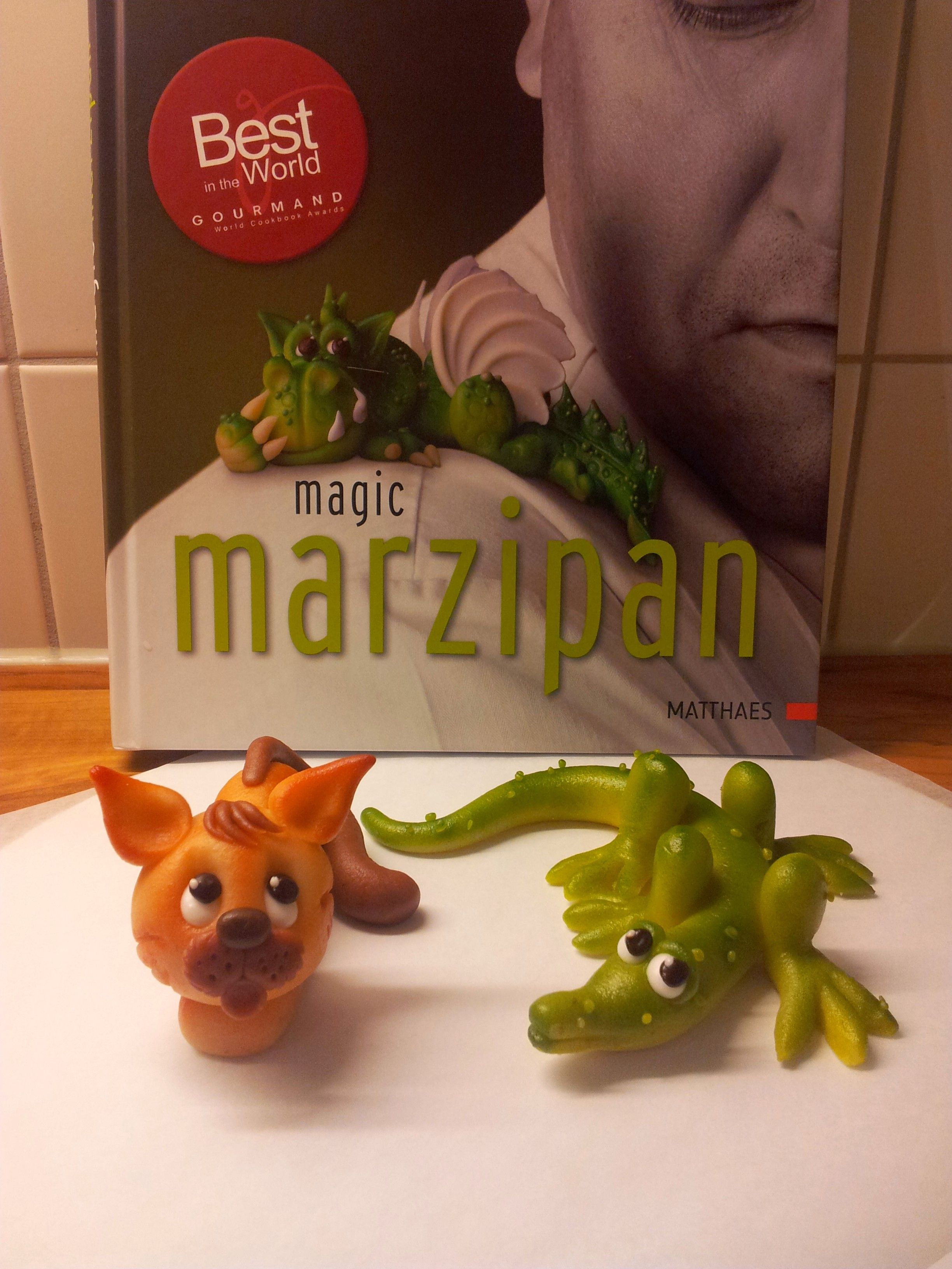 Marzipanfiguren   Marzipanfiguren, Marzipan, Figur