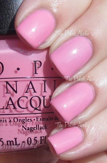 OPI Pink of Hearts 2013 Swatches