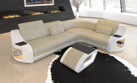 Small Leather Sectionals And Sofas By Sofadreams Page 2 In 2020 Leather Corner Sofa Sofa Leather Sofa