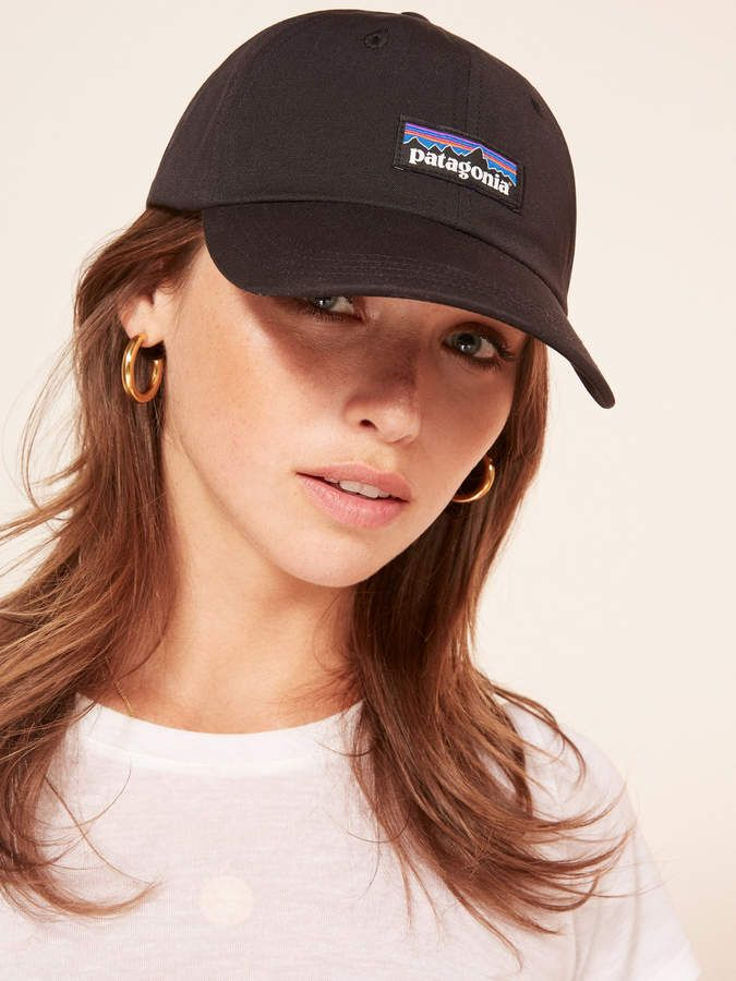 73955cd7 Patagonia P-6 Label Trad Cap in 2019 | Women with hats | Patagonia ...