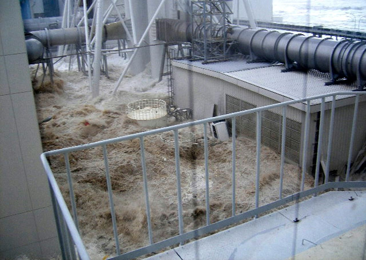 Fukushima Daiichi Npp 11mar11 Tsunami Japans