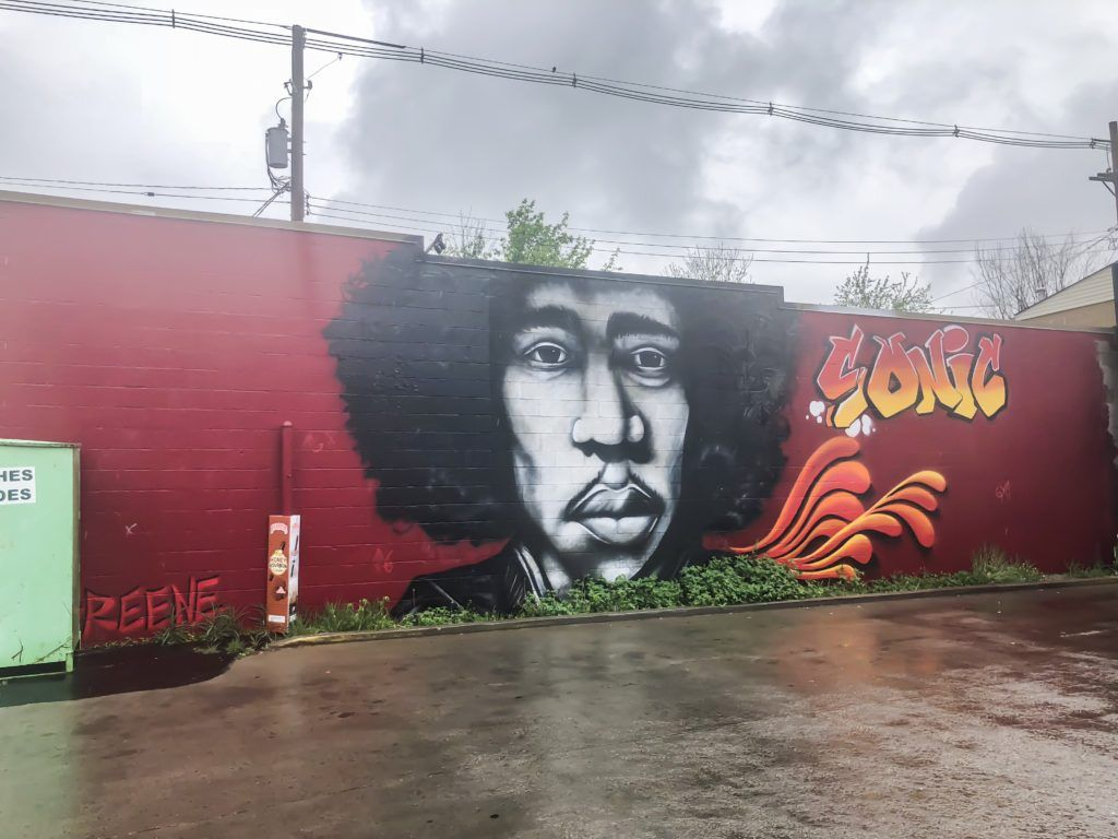 Street Art And Murals Of Lexington Kentucky Volume Iv In 2020 Street Art Illusions Street Art Banksy Street Art