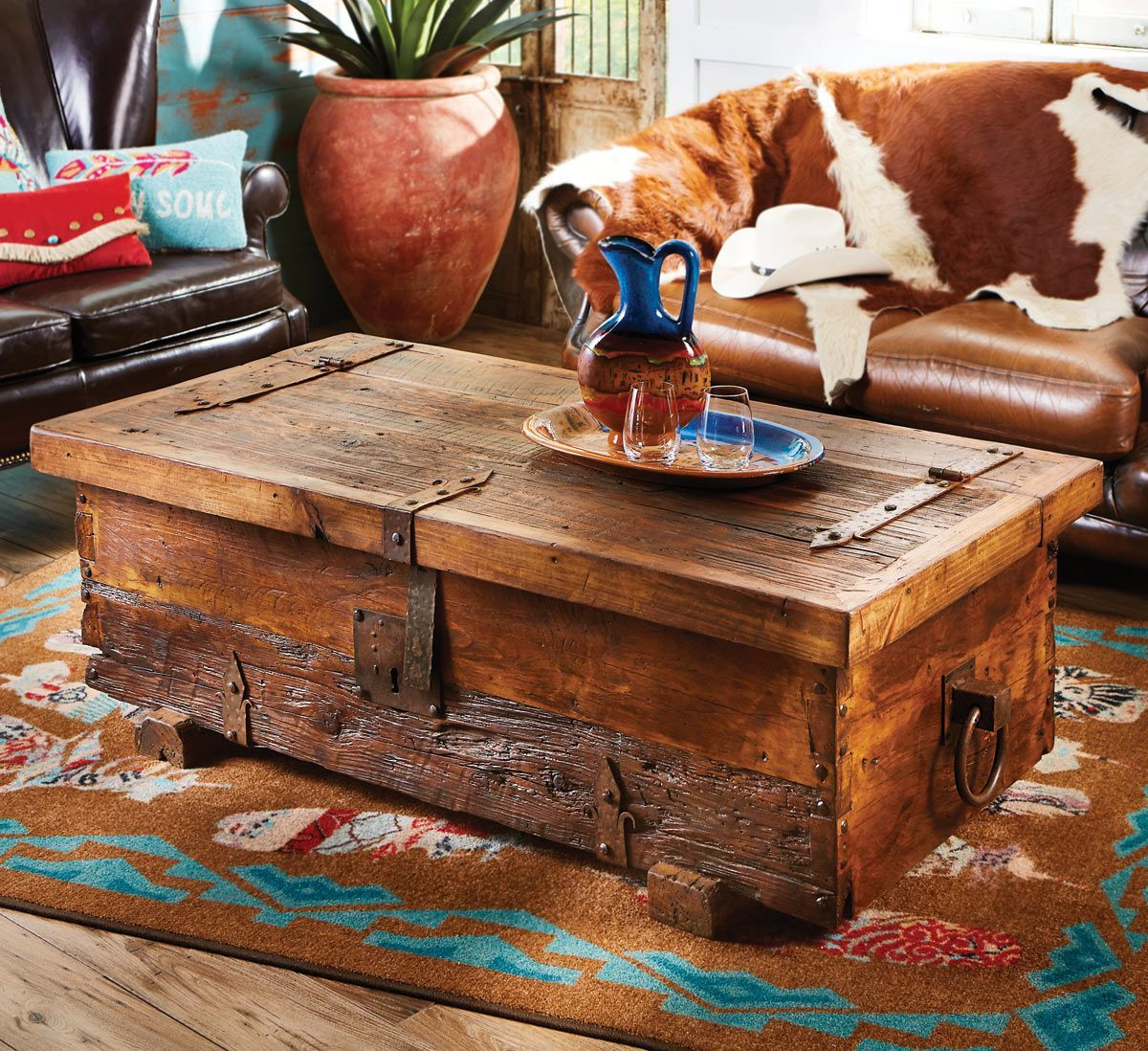 Old West Rustic Coffee Table Rustic Coffee Tables Coffee Table Farmhouse Farmhouse Coffee Table Decor [ 1098 x 1200 Pixel ]