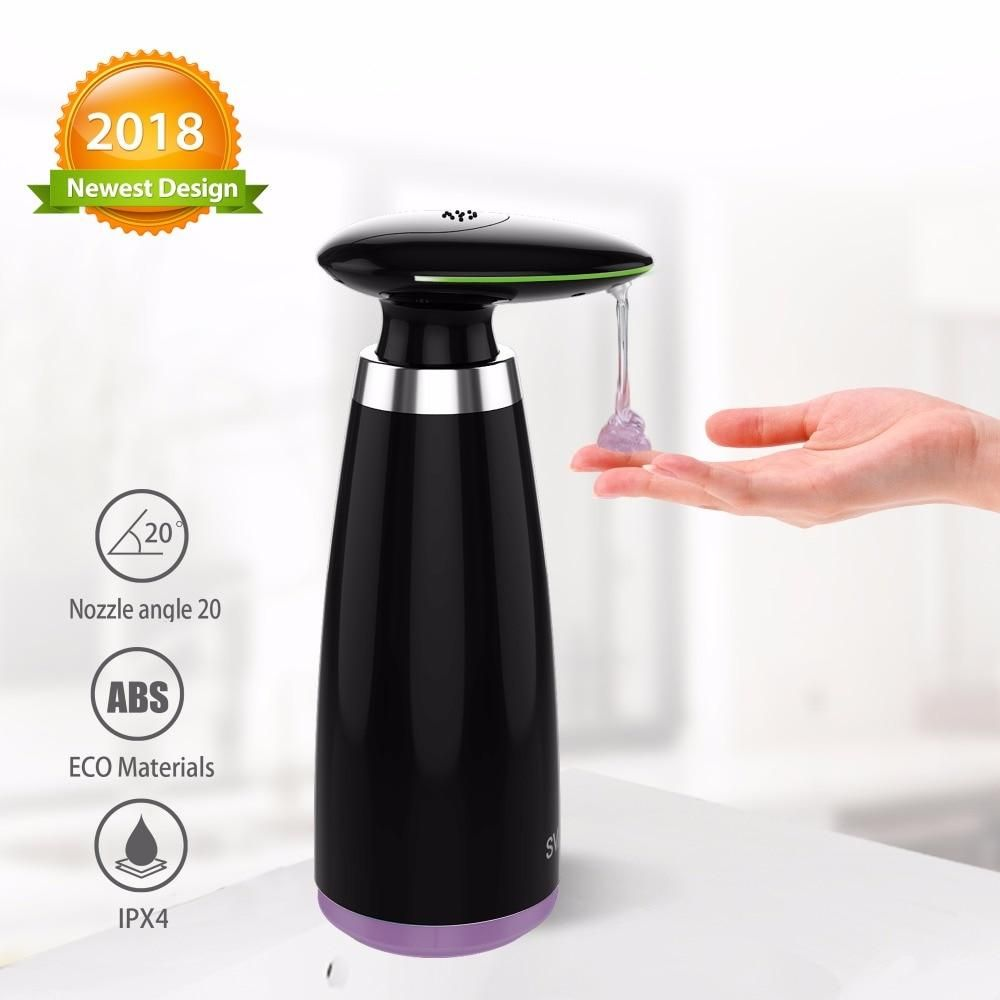 Svavo 340ml Automatic Soap Dispenser Infrared Touchless Motion