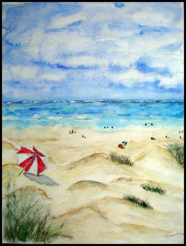 Farbtraume Aquarellmalerei Idee Farbe Aquarell Ideen