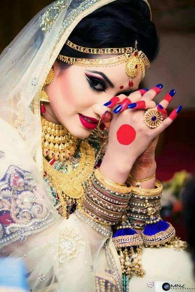 Pin de JJ Collections en Bridal Makeup Looks | Pinterest | Moda ...