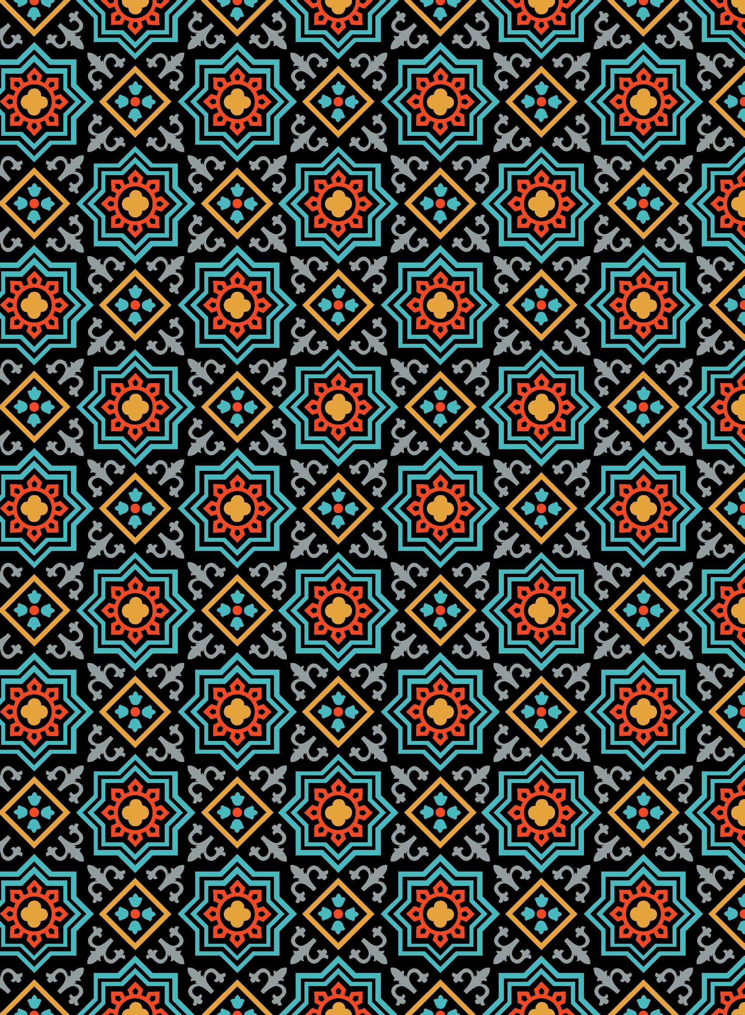 Background Batik Islami : background, batik, islami, Http://c.top4top.net/p_178oxw31.png, Islamic, Patterns,, Pattern,, Ramadan, Decorations