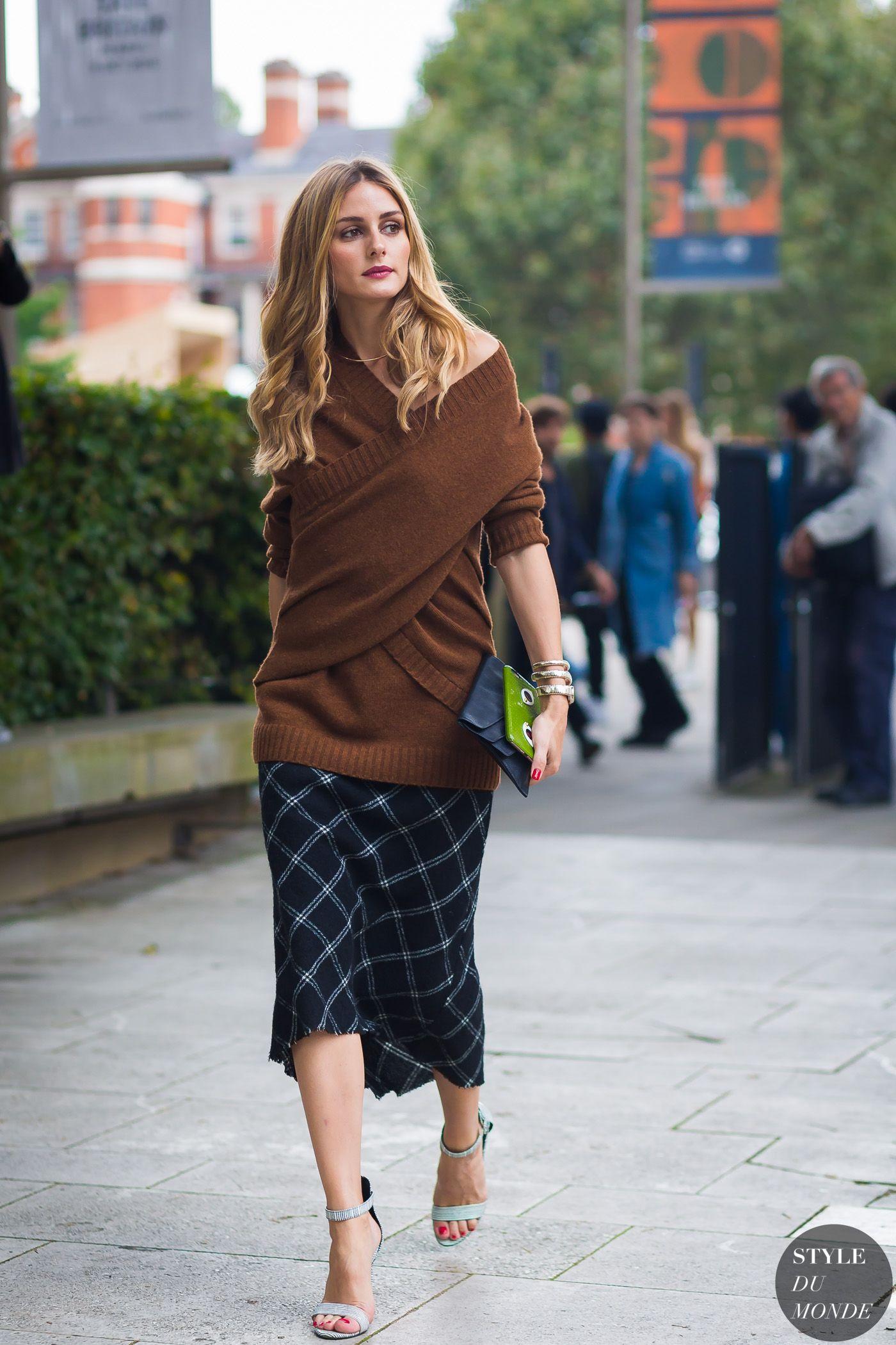 Olivia Palermo By Styledumonde Street Style Fashion Photography Style Du Monde Street Style