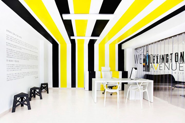 Lexington Avenue office by Masquespacio, Valencia