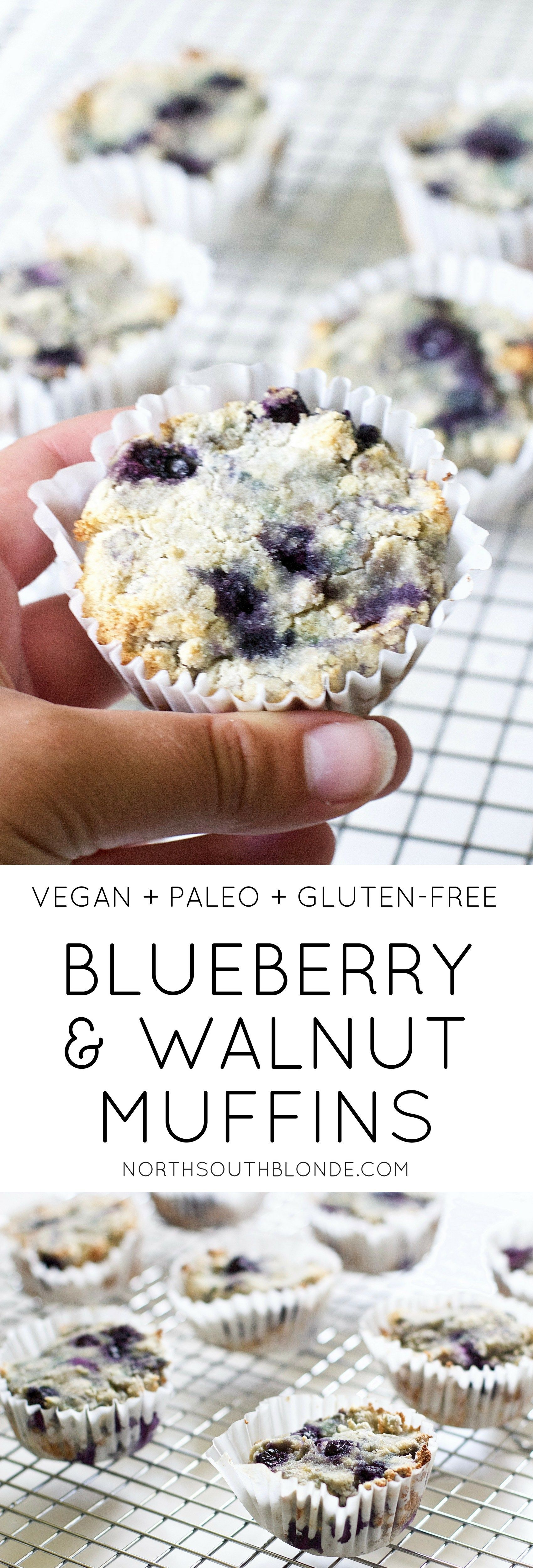 Deliciously soft & crunchy with an explosion of flavour. A healthy breakfast snack that's low in carbs and high in nutrients for weight loss. Save money every morning by warming one up and go! Paleo Muffins | Blueberry Muffins | Weight Loss | Low Carb | Low Fat | Skinny | Light & Healthy | Breakfast Muffins | Paleo Breakfast | Vegan Breakfast | Vegan Muffins | Easy Recipes | Gluten-Free Muffins | Gluten-free Breakfast | Dairy Free | Sugar Free | Grain Free